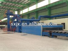 SXY Series Steel Plate Shot Blasting Painting Drying Machine