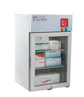 glass door medical Pharmaceutical Refrigerator