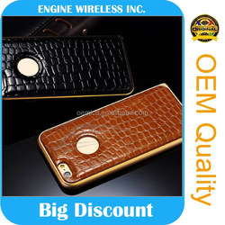 Aluminum phone case For samsung galaxy s5 case,Luxury leather 2 in 1 hybrid phone case