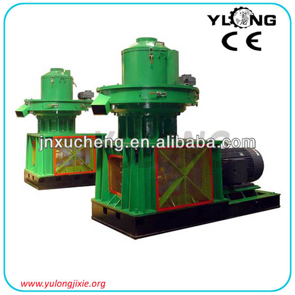 Biomass wood saedust/ straw/ rice husk/peanut/sunflower/pelleting machine