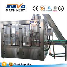 Stable quality carbonated drinks making machine for Congo market