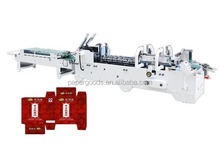 HH-A Best Price China Manufacturer Carton Folding and Gluing Machine