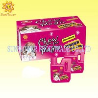 Oil Bottle Powder Bubble Gum Candy