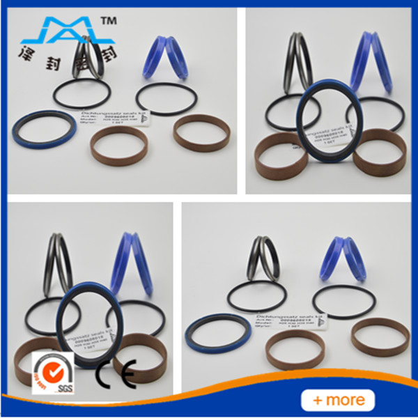 LINDE forklift hydraulic cylinder repair seal kits gasket kits for forklift