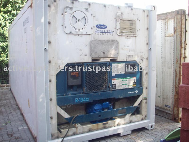 20ft refrigerated sea container