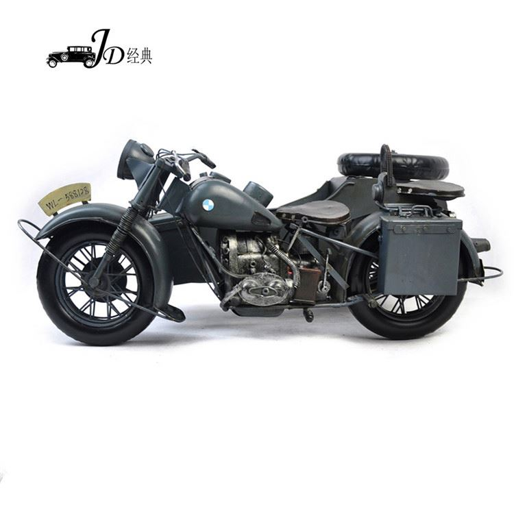 Hot Selling super quality handmade iron racing art motorcycle model with good prices