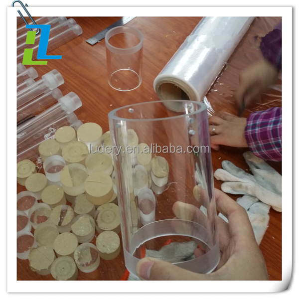 Large diameter pvc pipe clear acrylic sheets