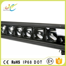 DOT approved new 6D 46.2inch 210W offroad led light bar