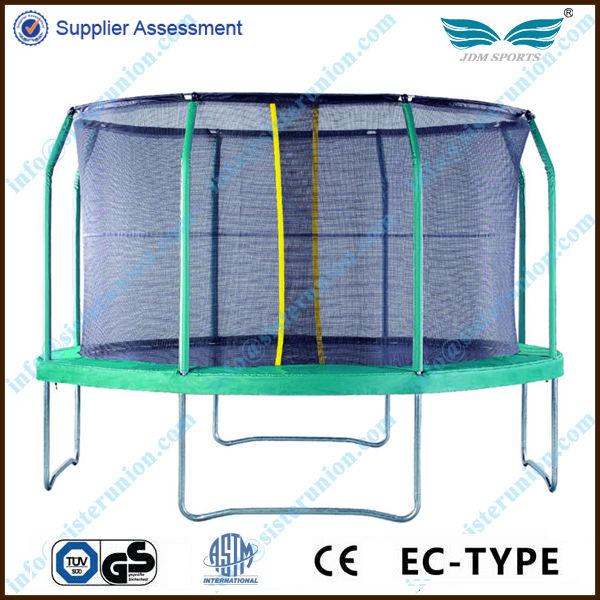 2014 hot selling high quality bungee trampoline for adults