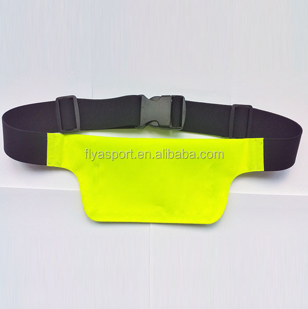 2018 latest design unisex portable elastic waist belt for Iphone 6 plus