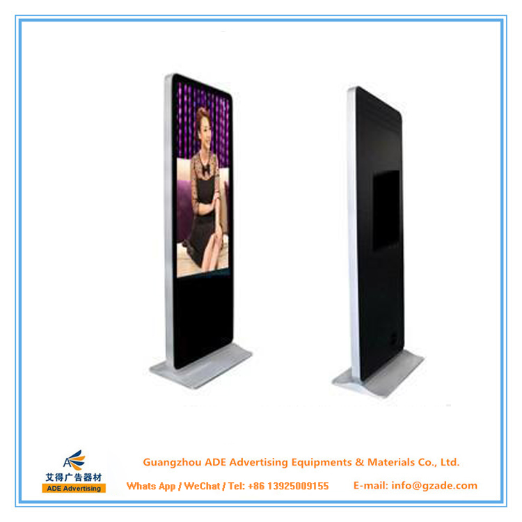 digital lcd wifi 3g advertising player Webcamera