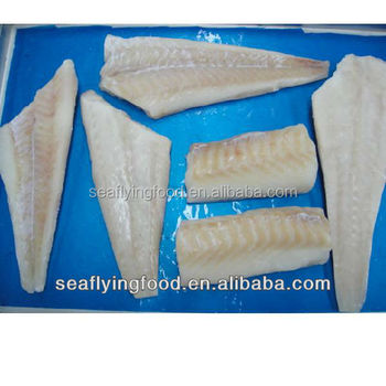 Wild Caught Frozen Pollock Fillet