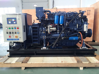 Deutz engine 64KW diesel generator for ship 80KVA generator