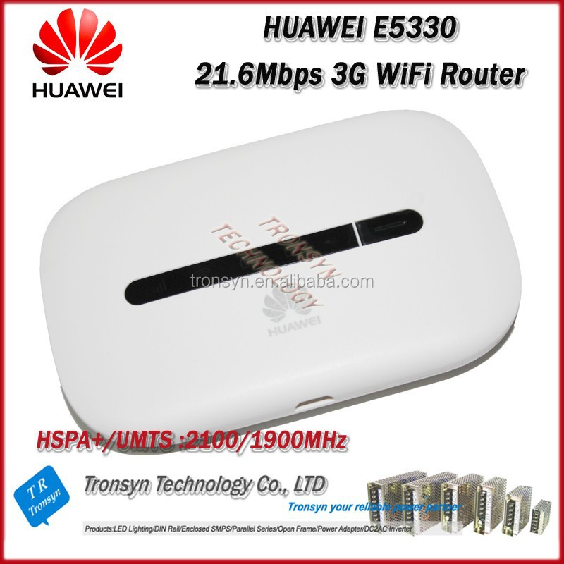 Cheapest New Original Unlock HSPA+ 21.6Mbps E5330 3G Mobile Pockets And Mobile WiFi Router