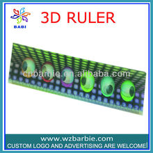 eyes design lenticular rulers custom