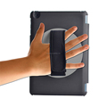 Leather Cover for iPad Mini 1/2/3 Case with Handhold Function