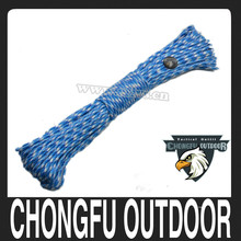 2016 hot selling wonderful and essential 4mm paracord for your survival kit backpack