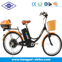 350w 36v lady style light wight Electric city bicycle (HP-818)