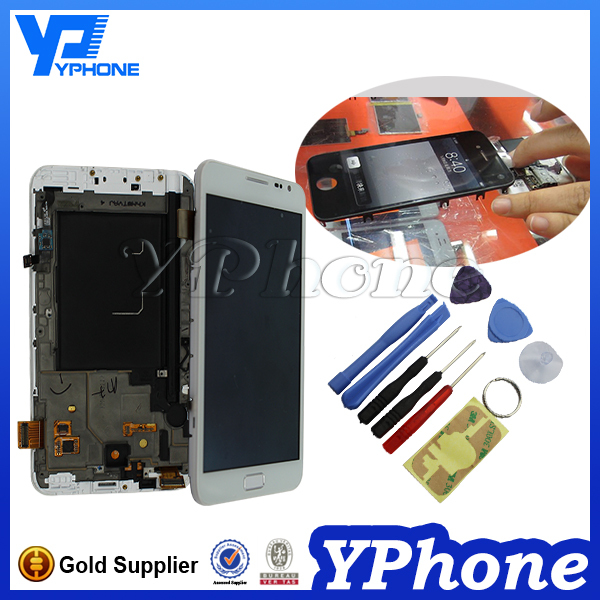 LCD Complete for Samsung Galaxy N7000,for samsung note 1 n7000 lcd with digitizer,I9220 Complete LCD