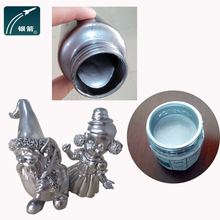 Chrome paint vacuum metallized pigment for spray paint