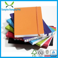 Eco Friendly Custom Printed Cheap Paper Notebook
