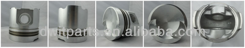 Piston bore 120.65mm piston usa 1654262