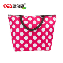 Most popular hight quality products unique design shopper insulated folding cooler bags