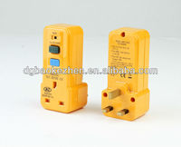 A30PW RCD plug adapter,BS Standard