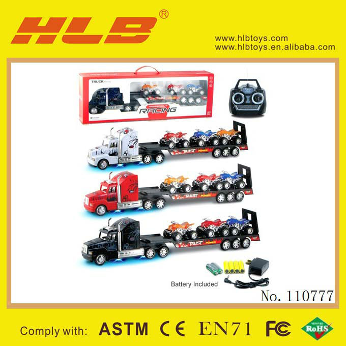110777-BW333-266B-B560 4 Channel R/C Truck with Light,4x4 rc trucks for sale Series:B560