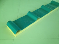 Fiberglass Pultrusion Heat Resistant Reinforced Roofing