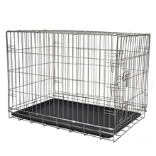 Metal Wire Dog Pet Crate Cage dog cage bottom tray MHD003