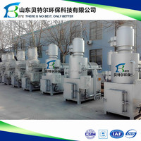 Pyrolysis Gasification Incinerator Plant, Recycle WasteTire/plastic/medical Waste Diesel Burning Incinerator