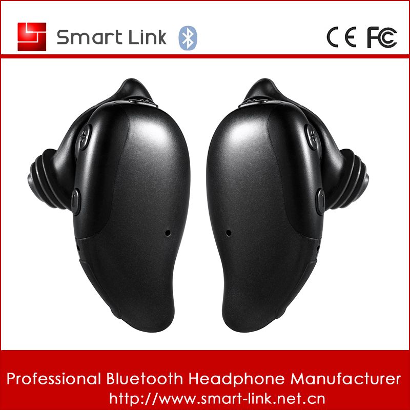Customer's favorite wireless bluetooth earphone for single and double ears