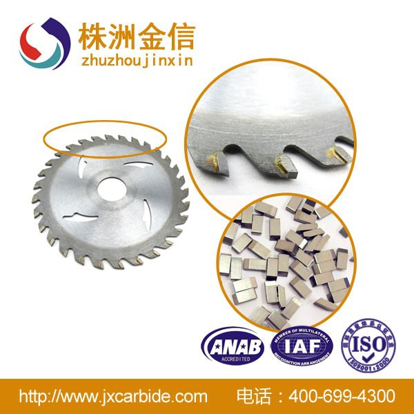 China Manufacturer Tungsten Carbide circular saw tips blade teeth high speed alibaba