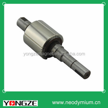 Powerful arc neodymium magnet