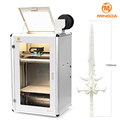 Factory direct sell good quality 3d printer machine, MingDa MD-6L large industrial 3d printer for prototypes