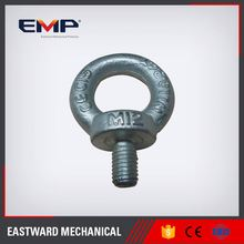 C15E Low Price Galvanized Steel Din580 Lifting Eye Bolts M12