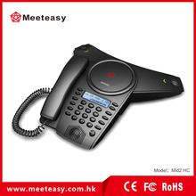 High quality telephone conference equipment for web conference room video conferencing call