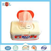 China factory OEM cleaning disosable plastic cases wet baby wipes