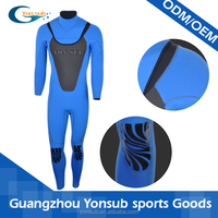 commercial Neoprene triathlon diving wetsuits 1-7mm