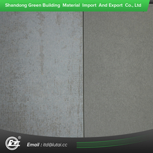 6mm Fire Rated Fiber cement board for light steel structure housing