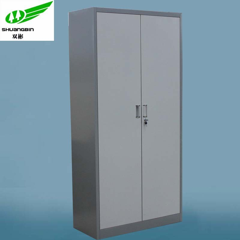 Double color combination lock book cabinet sheet metal cabinet