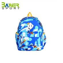 Cartoon backpack waterproof insulated school bag making material