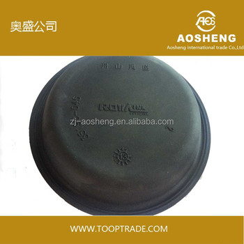 High quality hot sales Aosheng heavy truck parts Air brake diaphragm chassis parts brake system after cup brake cup