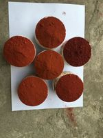 coating ceramic iron oxide red pigment powder paint stain for tile