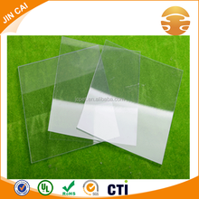 Super Clear Transparent PVC Rigid Sheet for Package/Printing Tags