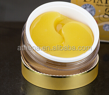 Royal 24k Gold Collagen Reduce Puffiness Eye Mask