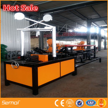 2017 Alibaba Assurance NEW Used Automatic Chain Link Fence Machine (Hot Sale;MANUFACTURER)