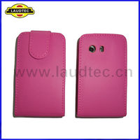 100% Perfit Flip Leather Cover Case for Samsung Galaxy Y S5360,Mobile Phone Covers for Samsung S5360 Galaxy Y Laudtec