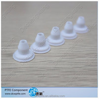 Funnel-shaped ptfe components